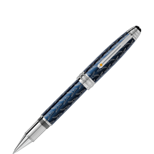 Montblanc Meisterstück Le Petit Prince Solitaire LeGrand Rollerball (118066) - GIFTS Boston