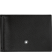 Load image into Gallery viewer, Montblanc~Meisterstück Soft Grain Wallet 6Cc With Money Clip Small - Gifts Boston