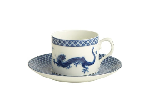 Mottahedeh Blue Dragon - Home & Decor Boston