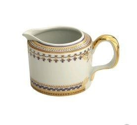 Mottahedeh Chinoise Blue Creamer (1 Remaining) - Engagement Boston