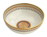 Mottahedeh Chinoise Blue Round Bowl Small (1 Remaining) - Engagement Boston