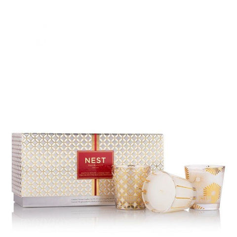 Nest Festive Petite Candle Trio Set - Home & Decor Boston