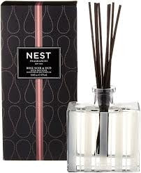Nest Fragrance Rose Noir & Oud Diffuser - HOME & DECOR Boston
