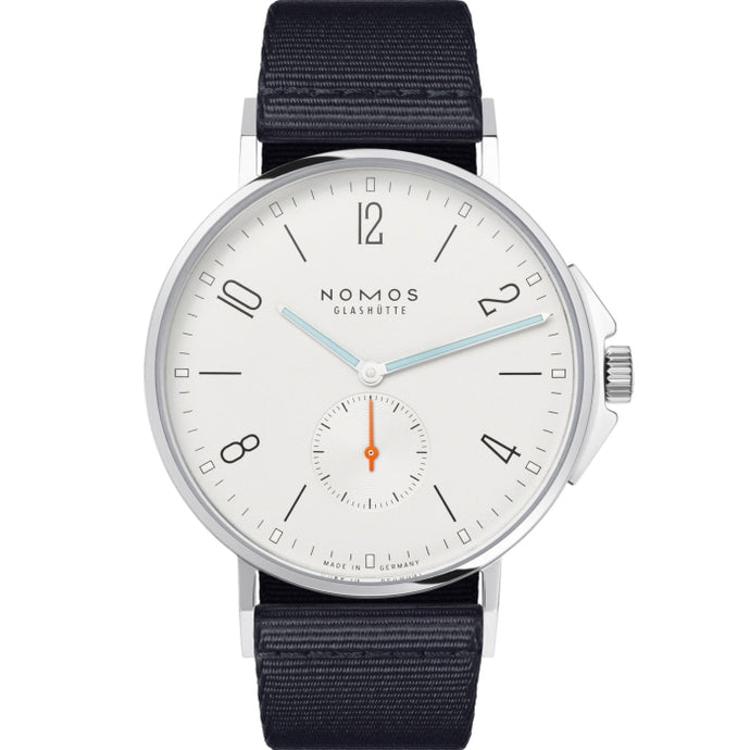 NOMOS Ahoi 40.3mm Stainless Steel (550) - WATCHES Boston