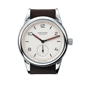 Nomos Club 36Mm Stainless Steel (701) - Watches Boston