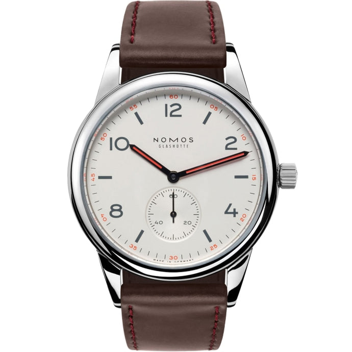 NOMOS Club Automat 40mm Stainless Steel (753) - WATCHES Boston