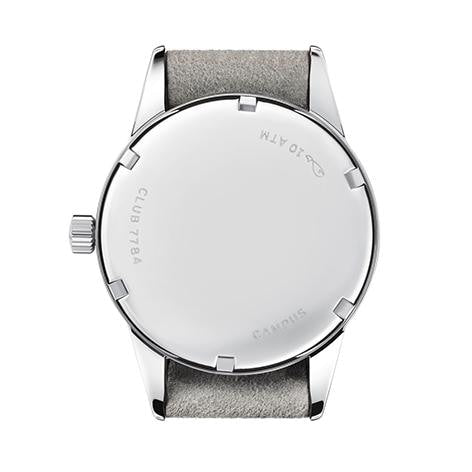Nomos Club Campus 36Mm Stainless Steel (708) - Watches Boston