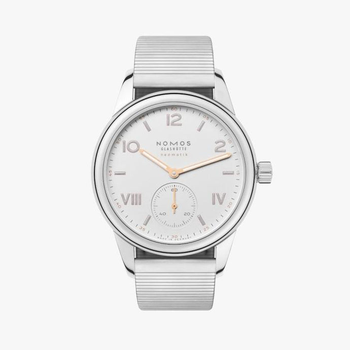 Nomos Glashuette Club Campus Neomatik Steel (Ref#748) - Boston