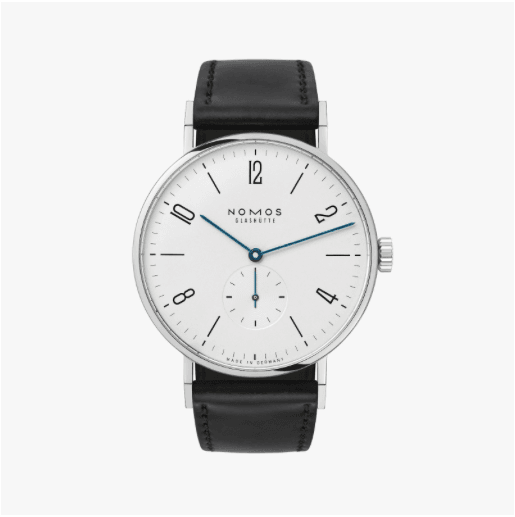 Nomos Glashütte Tangente 38mm Automatic Steel/Strap (Ref 164) - Boston