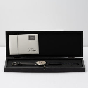 Nomos Glashutte Ludwig 38 Stainless Steel 38mm (234) - Boston