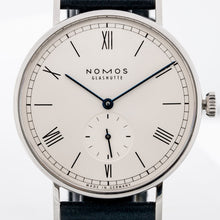 Load image into Gallery viewer, Nomos Glashutte Ludwig 38 Stainless Steel 38mm (234) - Boston
