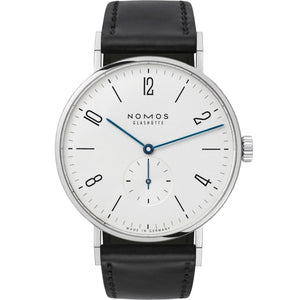 Nomos Glashutte Tangente 38mm Stainless Steel/Strap (Ref. 164) - WATCHES Boston