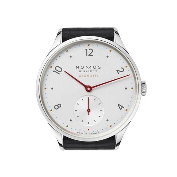 Nomos Minimatik 35.5Mm Stainless Steel (1203) - Watches Boston