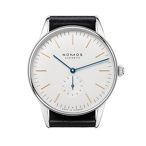 Nomos Orion 38 Stainless Steel (7384) - Watches Boston