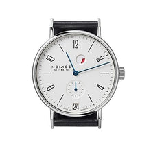 Load image into Gallery viewer, Nomos Tangente Datum Grangreserve 35Mm Stainless Steel (131) - Watches Boston