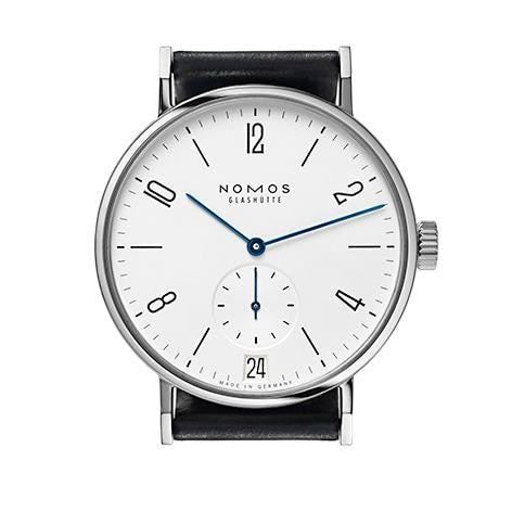 Nomos Tangomat Datum 38.3Mm Stainless Steel (602) - Watches Boston