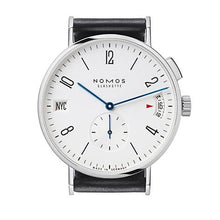 Load image into Gallery viewer, Nomos Tangomat Gmt 40Mm Stainless Steel (635) - Watches Boston