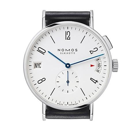 Nomos Tangomat Gmt 40Mm Stainless Steel (635) - Watches Boston
