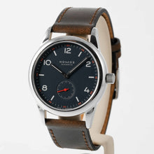 Load image into Gallery viewer, Nomos Timeless Club II Limited Edition Stainless Steel 38mm - Rare Limited Edition - Boston