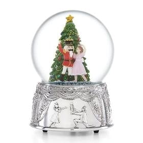 Nutcracker Suite Musical Snowglobe - GIFTS Boston