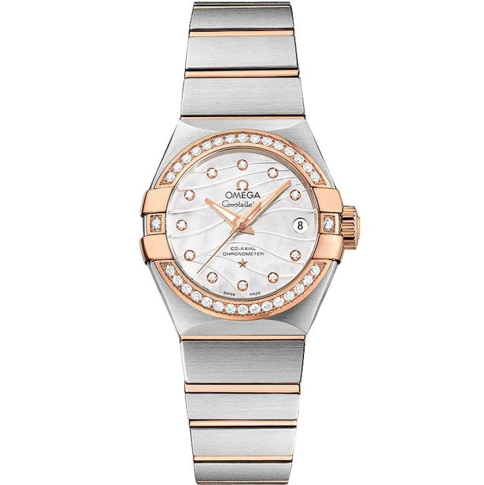 Omega Constellation Co-Axial 27Mm (123.25.27.20.55.005) - Watches Boston