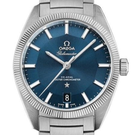Omega Constellation Globemaster Co-Axial Master Chronometer 39Mm (130.30.39.21.03.001) - Watches Boston