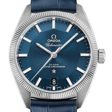 Omega Constellation Globemaster Co-Axial Master Chronometer 39Mm (130.33.39.21.03.001) - Watches Boston