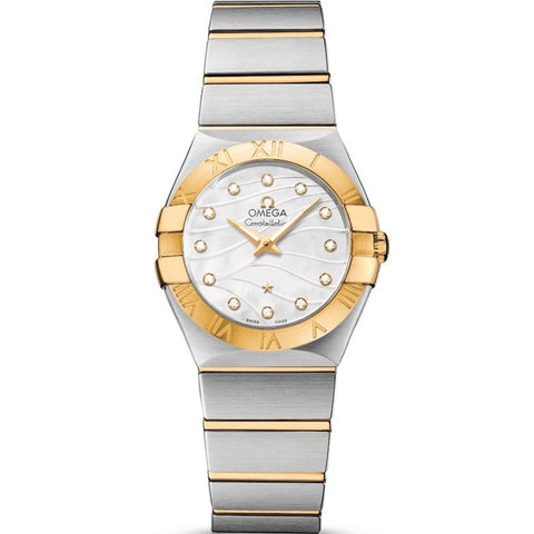 Omega Constellation Quartz 27Mm (123.20.27.60.55.005) - Watches Boston
