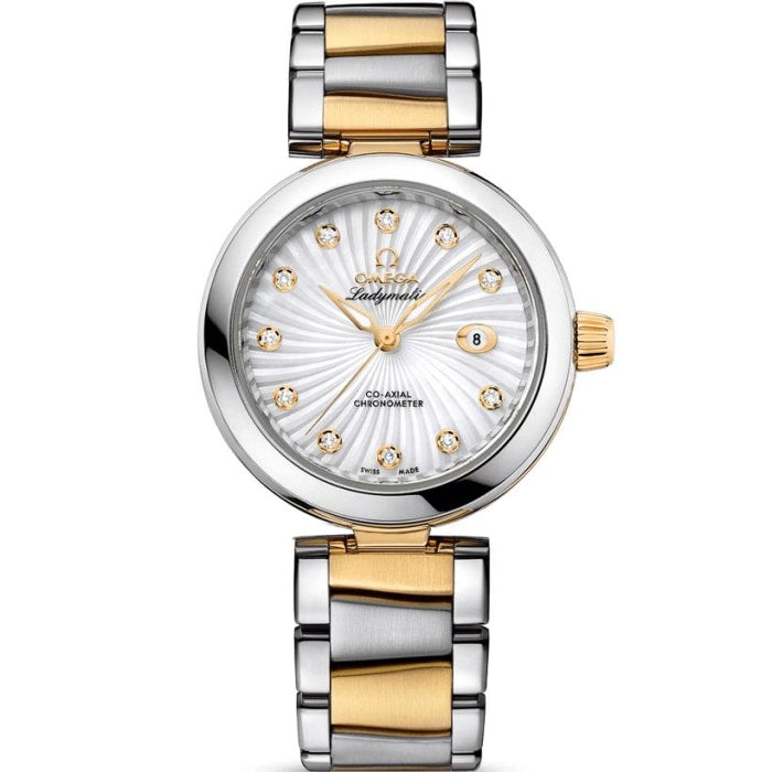 Omega De Ville Ladymatic Co-Axial 34Mm (425.20.34.20.55.002) - Watches Boston