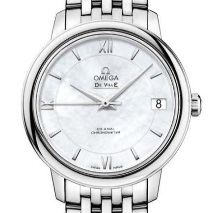 Omega De Ville Prestige Co-Axial 32.7Mm (424.10.33.20.05.001) - Watches Boston
