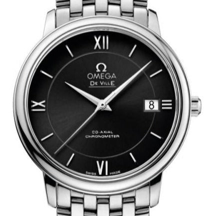 Omega De Ville Prestige Co-Axial 36.8Mm (424.10.37.20.01.001) - Watches Boston