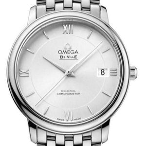 Omega De Ville Prestige Co-Axial 36.8Mm (424.10.37.20.02.001) - Watches Boston
