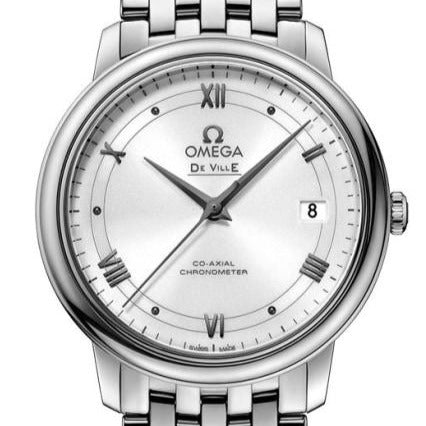 Omega De Ville Prestige Co-Axial 36.8Mm (424.10.37.20.04.001) - Watches Boston