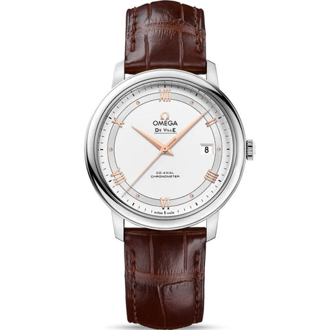 Omega De Ville Prestige Co-Axial 39.5Mm (424.13.40.20.02.002) - Watches Boston