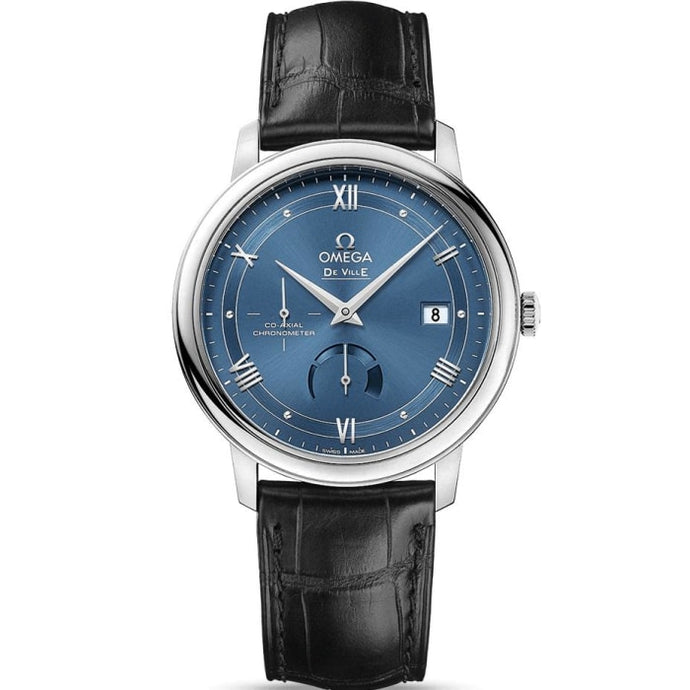 Omega De Ville Prestige Co-Axial 39.5Mm Power Reserve (424.13.40.21.03.002) - Watches Boston