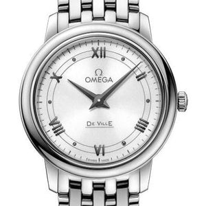 Omega De Ville Prestige Quartz 27.4Mm (424.10.27.60.04.001) - Watches Boston