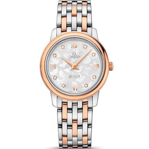 Omega De Ville Prestige Quartz Butterfly 27.4Mm (424.20.27.60.52.002) - Watches Boston
