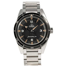 Load image into Gallery viewer, Omega Seamaster Black Dial - Boston