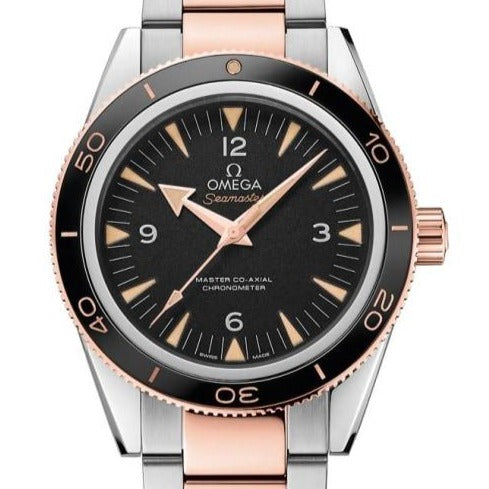 Omega Seamaster 300 Master Co-Axial 41Mm (233.20.41.21.01.001) - Watches Boston