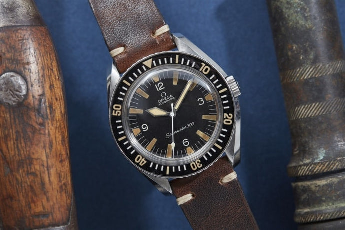 Omega Seamaster 300 Reference 165.024 - Watches Boston