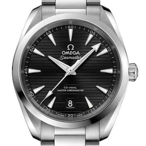 Omega Seamaster Aqua Terra 150M Co-Axial Master Chronometer 38Mm (220.10.38.20.01.001) - Watches Boston