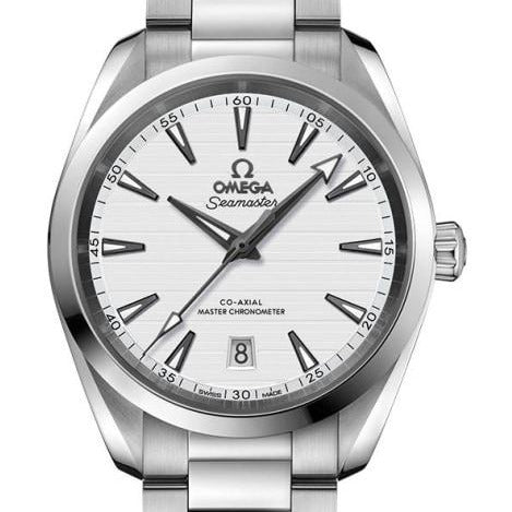 Omega Seamaster Aqua Terra 150M Co-Axial Master Chronometer 38Mm (220.10.38.20.02.001) - Watches Boston