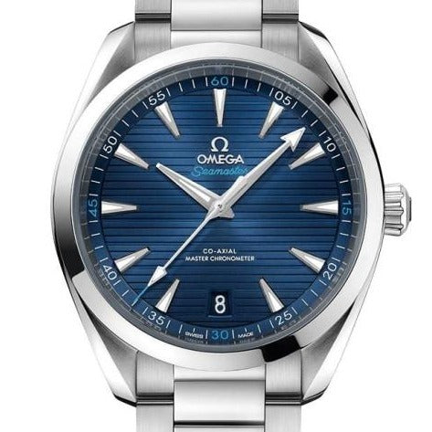 Omega Seamaster Aqua Terra 150M Co-Axial Master Chronometer 41Mm (220.10.41.21.03.001) - Watches Boston