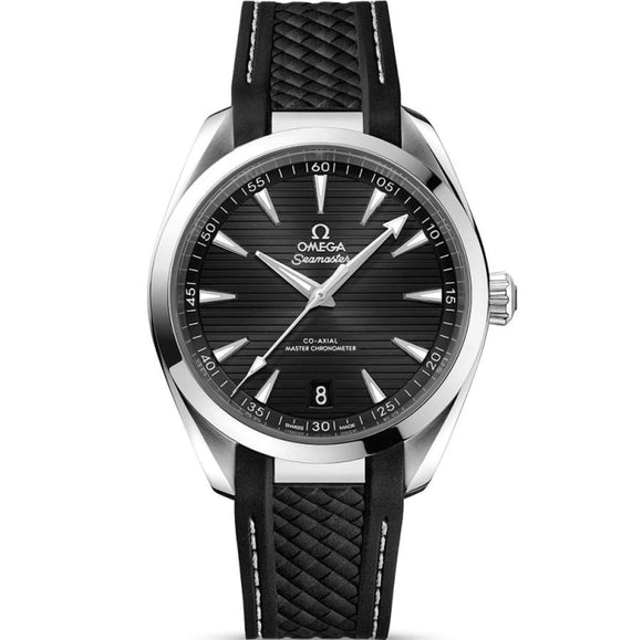 Omega Seamaster Aqua Terra 150M Co-Axial Master Chronometer 41Mm (220.12.41.21.01.001) - Watches Boston
