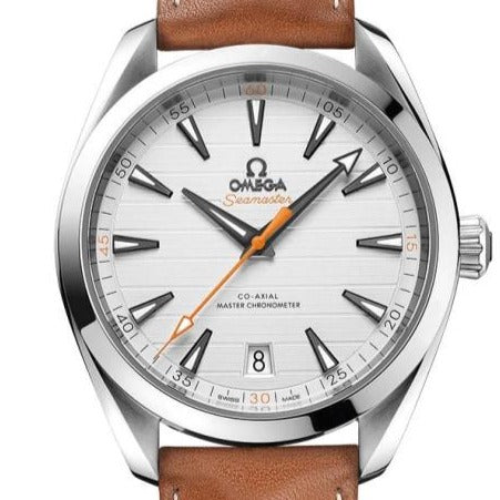Omega Seamaster Aqua Terra 150M Co-Axial Master Chronometer 41Mm (220.12.41.21.02.001) - Watches Boston