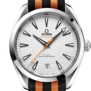 Omega Seamaster Aqua Terra 150M Co-Axial Master Chronometer 41Mm (220.12.41.21.02.003) - Watches Boston