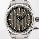 Omega Seamaster Chronometer Stainless Steel 41.5mm (231.10.42.21.06.001) - WATCHES Boston