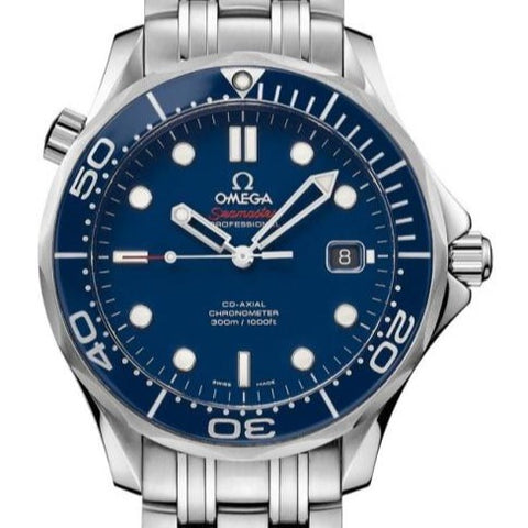 Omega Seamaster Diver 300M Co-Axial 41Mm (212.30.41.20.03.001) - Watches Boston