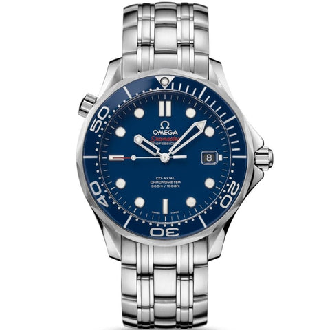 Omega Seamaster Diver 300M CoAxial 41mm Stainless Steel (Ref 212.30.41.20.03.001) - WATCHES Boston