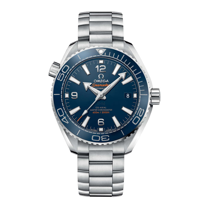 Omega Seamaster Planet Ocean 600m Co-Axial Master Chronometer 39.5mm Stainless Steel (215.30.40.20.03.001) - WATCHES Boston